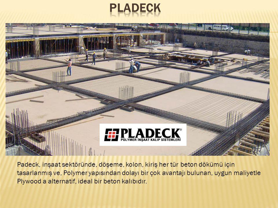 Pladeck