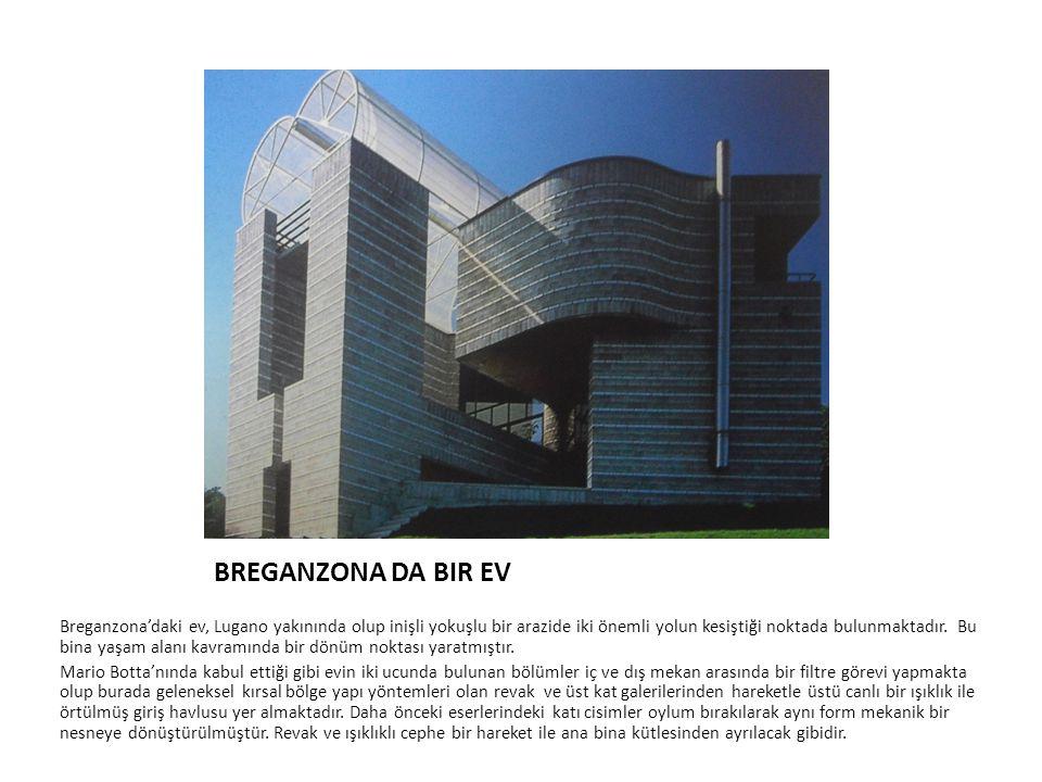 BREGANZONA DA BIR EV