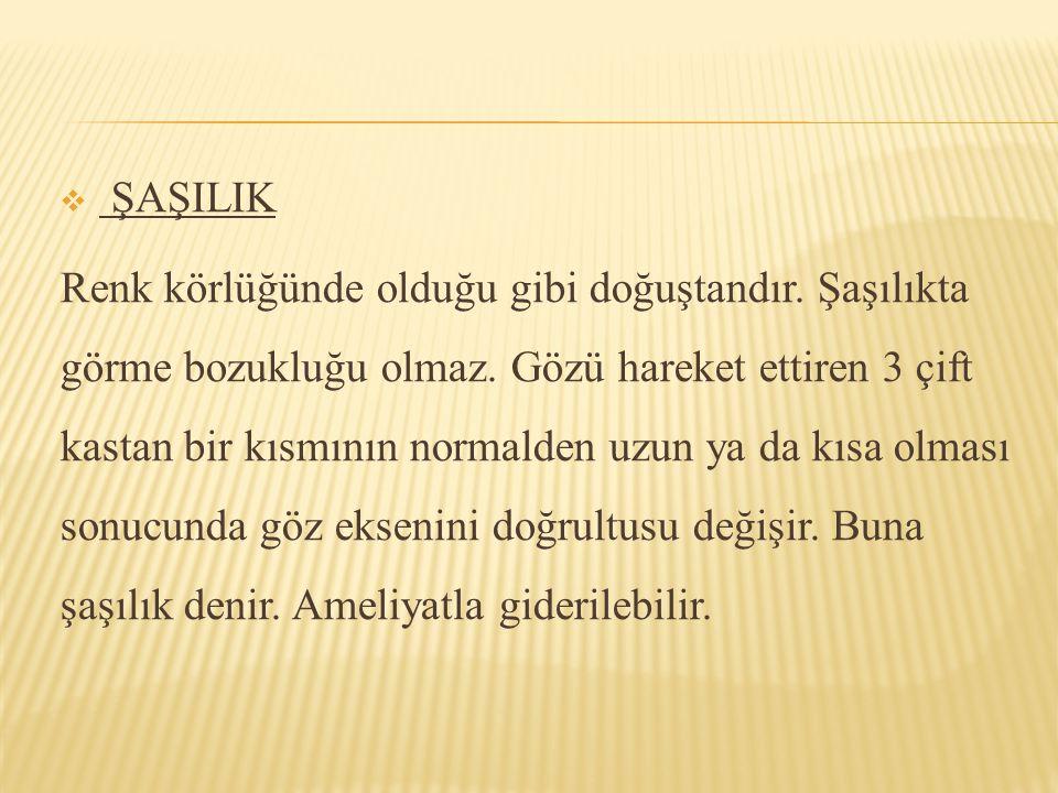 ŞAŞILIK