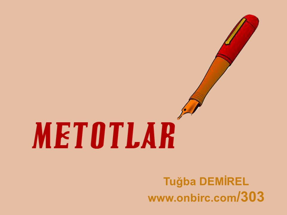 Tuğba DEMİREL www.onbirc.com/303