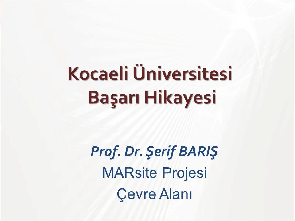Kocaeli Üniversitesi Başarı Hikayesi