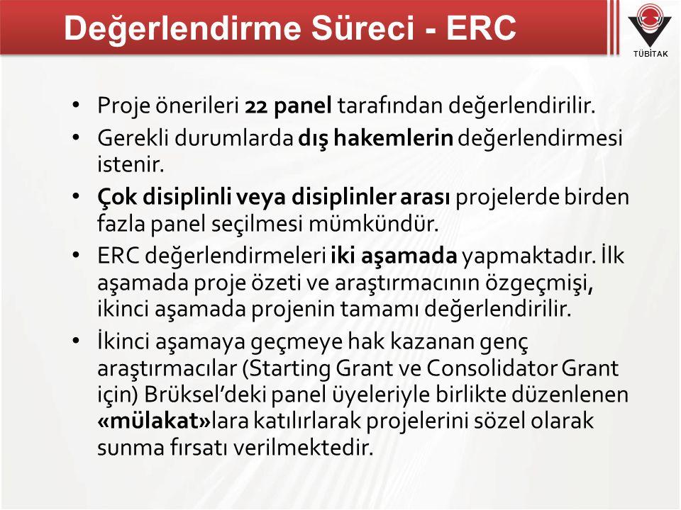 Değerlendirme Süreci - ERC