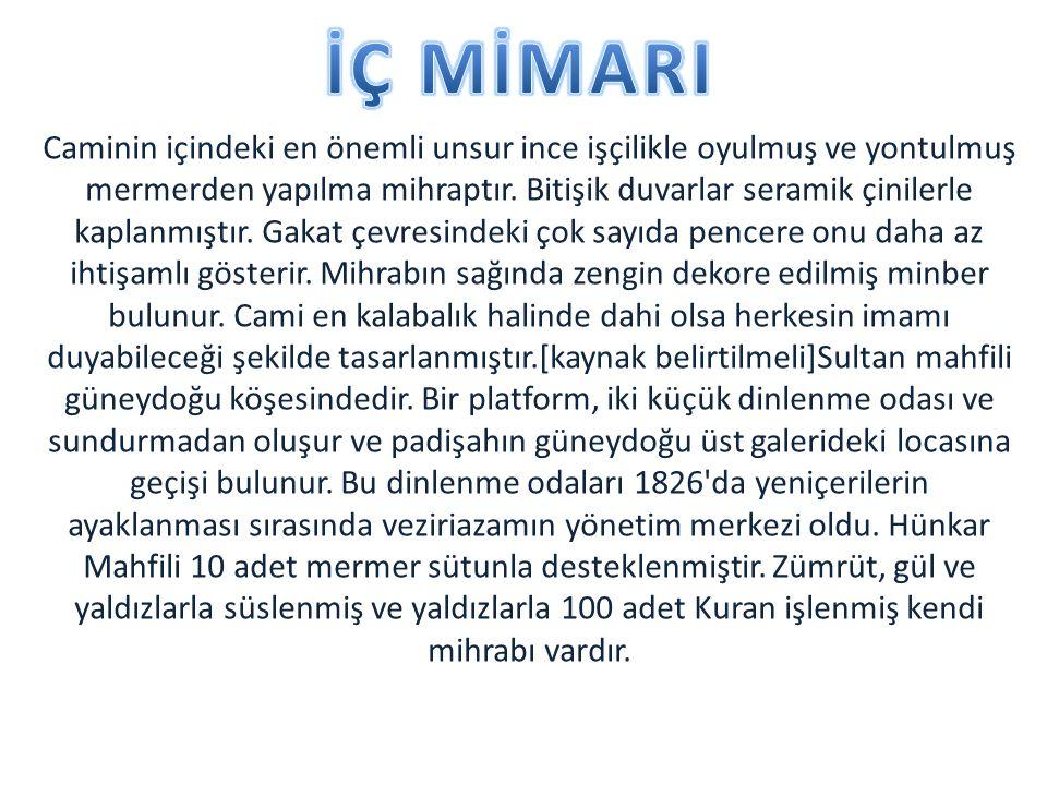 İÇ MİMARI