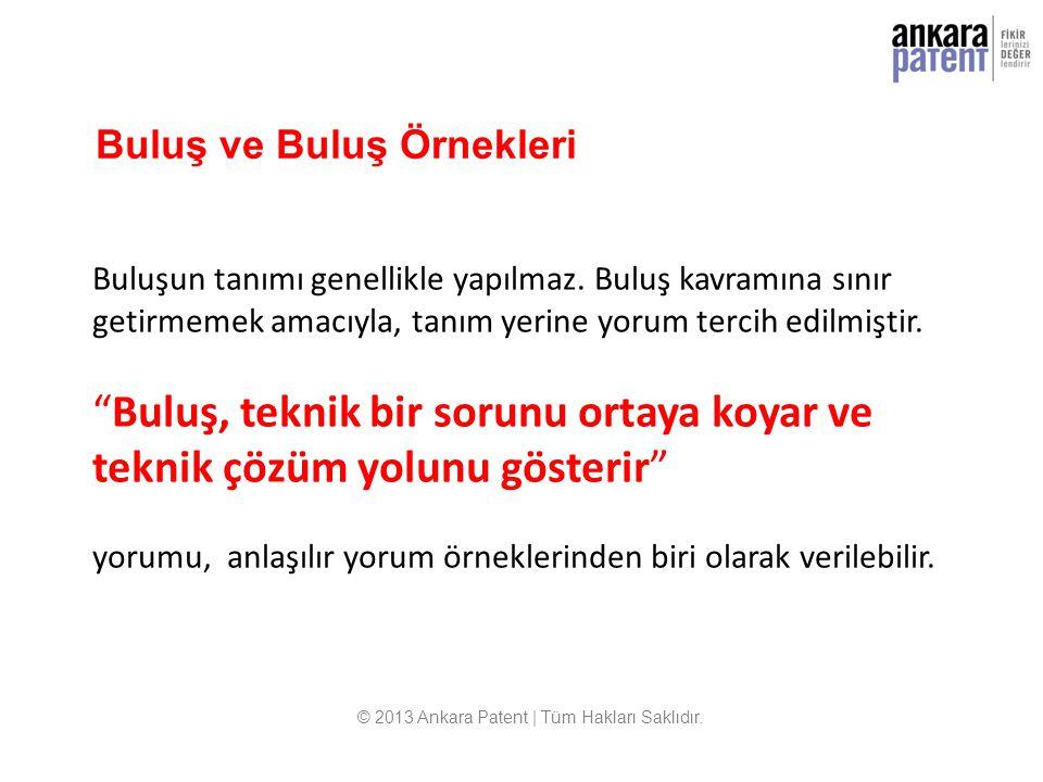 © 2013 Ankara Patent | Tüm Hakları Saklıdır.