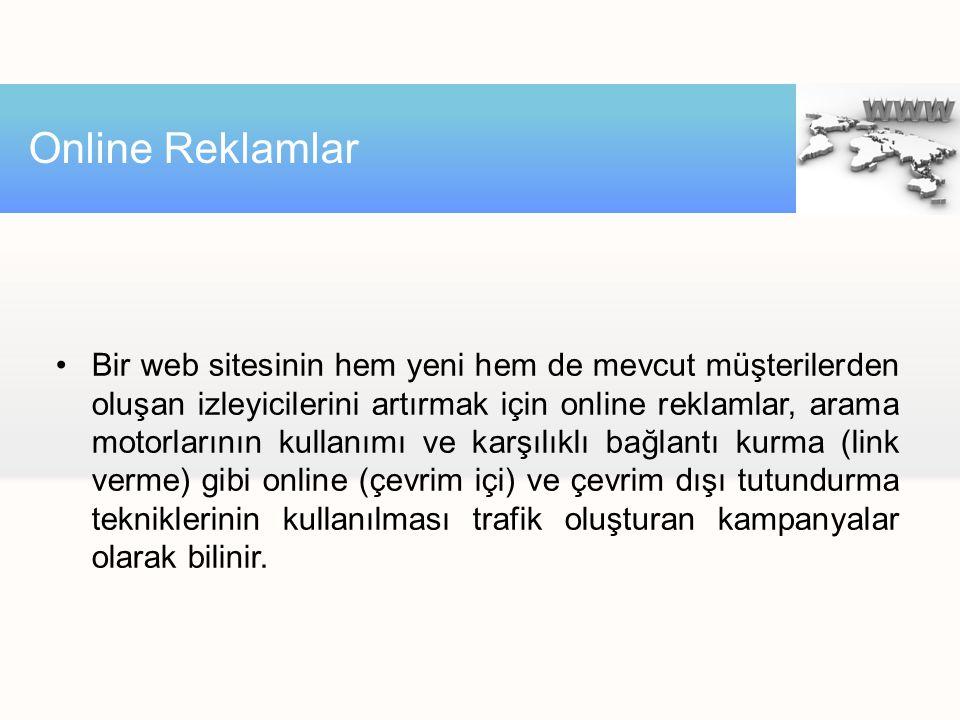Online Reklamlar