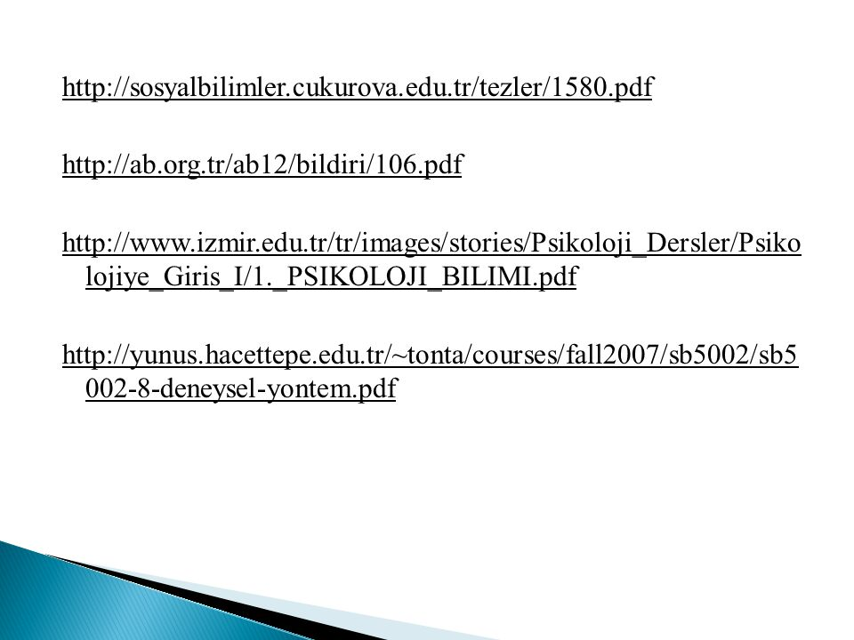 http://sosyalbilimler. cukurova. edu. tr/tezler/1580. pdf http://ab