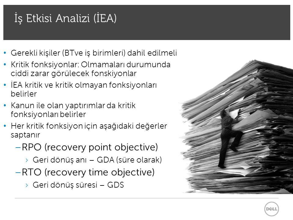 İş Etkisi Analizi (İEA)