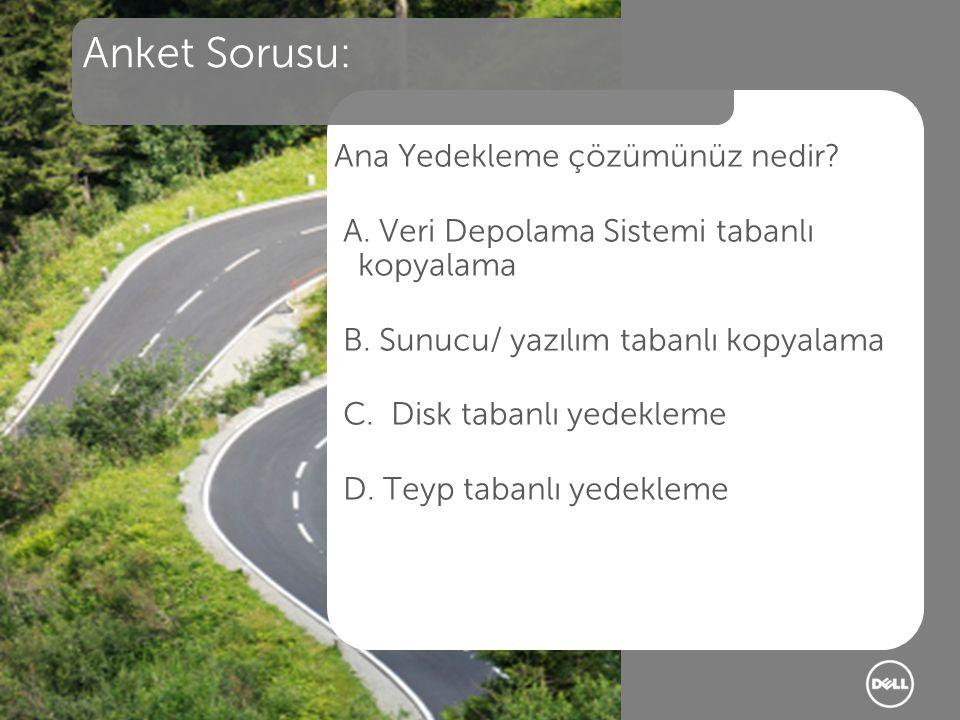 Anket Sorusu: