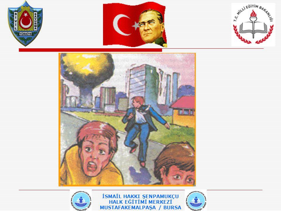 İSMAİL HAKKI ŞENPAMUKÇU MUSTAFAKEMALPAŞA / BURSA
