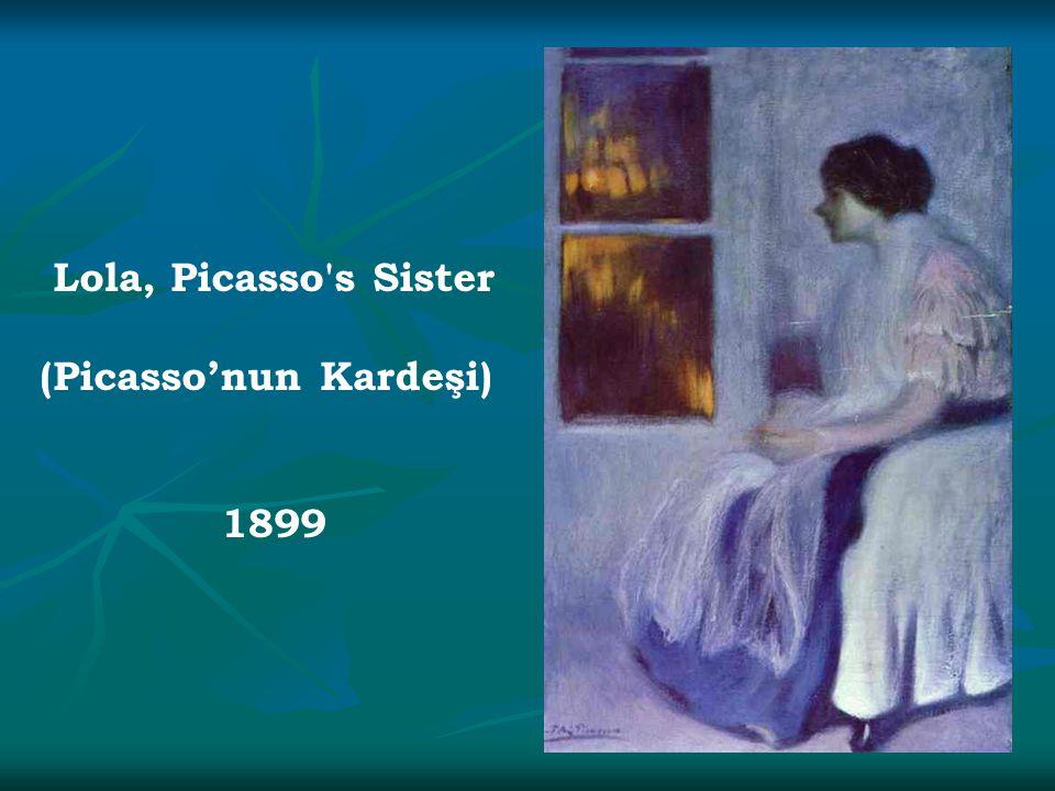 (Picasso'nun Kardeşi)