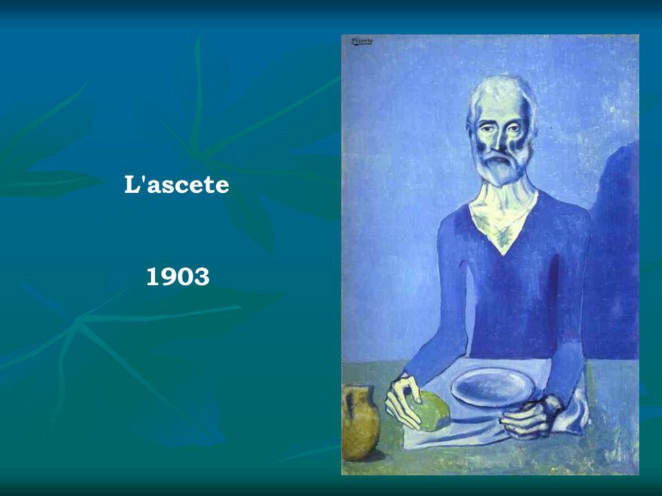 L ascete 1903