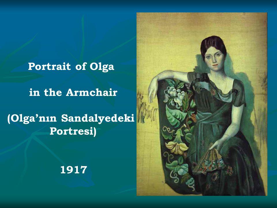(Olga'nın Sandalyedeki