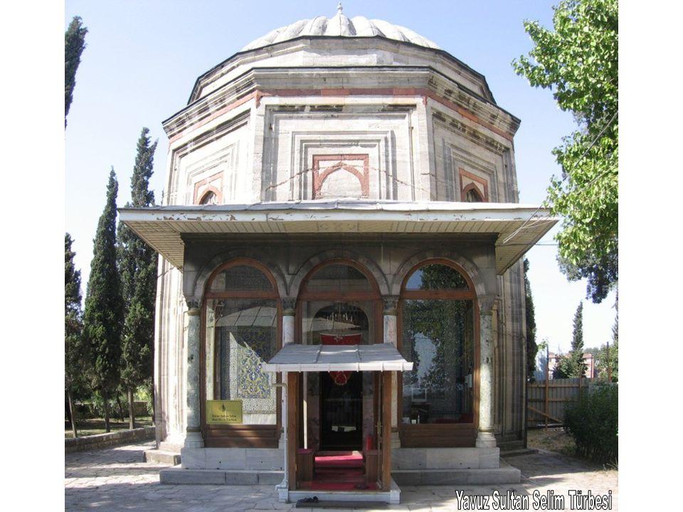 Yavuz Sultan Selim Türbesi