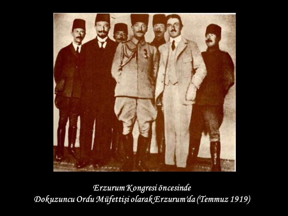 Erzurum Kongresi öncesinde