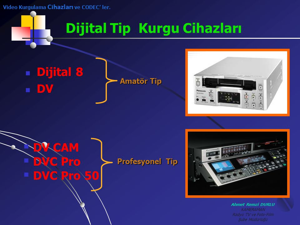 Dijital Tip Kurgu Cihazları