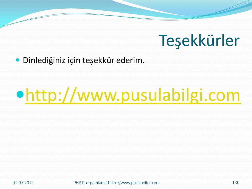 http://www.pusulabilgi.com Teşekkürler