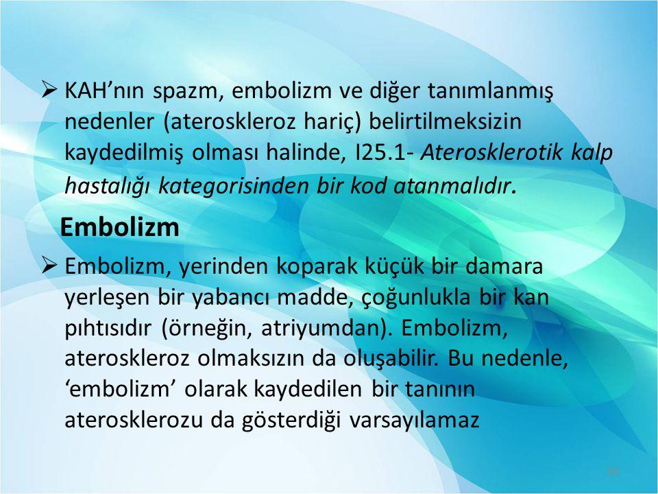 Ateroskleroz aterosklerozu, tedavisi ve önlenmesi