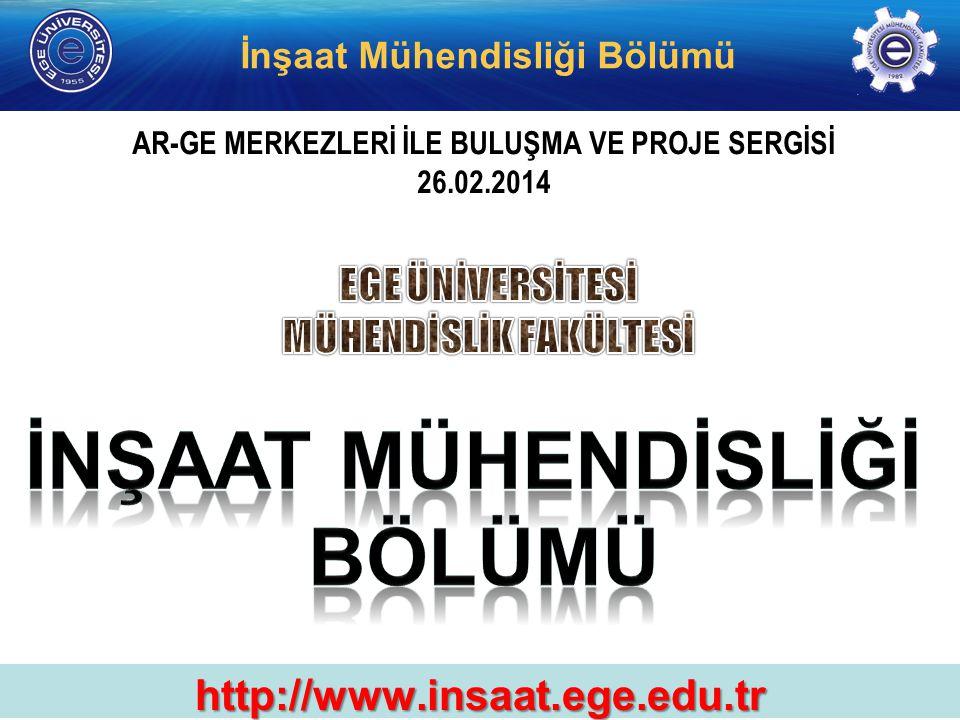 AR-GE MERKEZLERİ İLE BULUŞMA VE PROJE SERGİSİ 26.02.2014