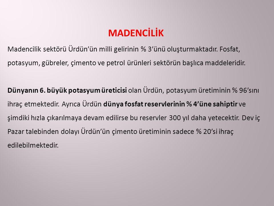 MADENCİLİK