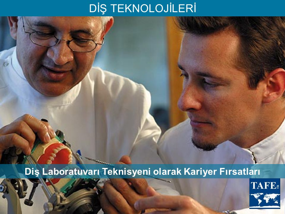 Diş Laboratuvarı Teknisyeni olarak Kariyer Fırsatları