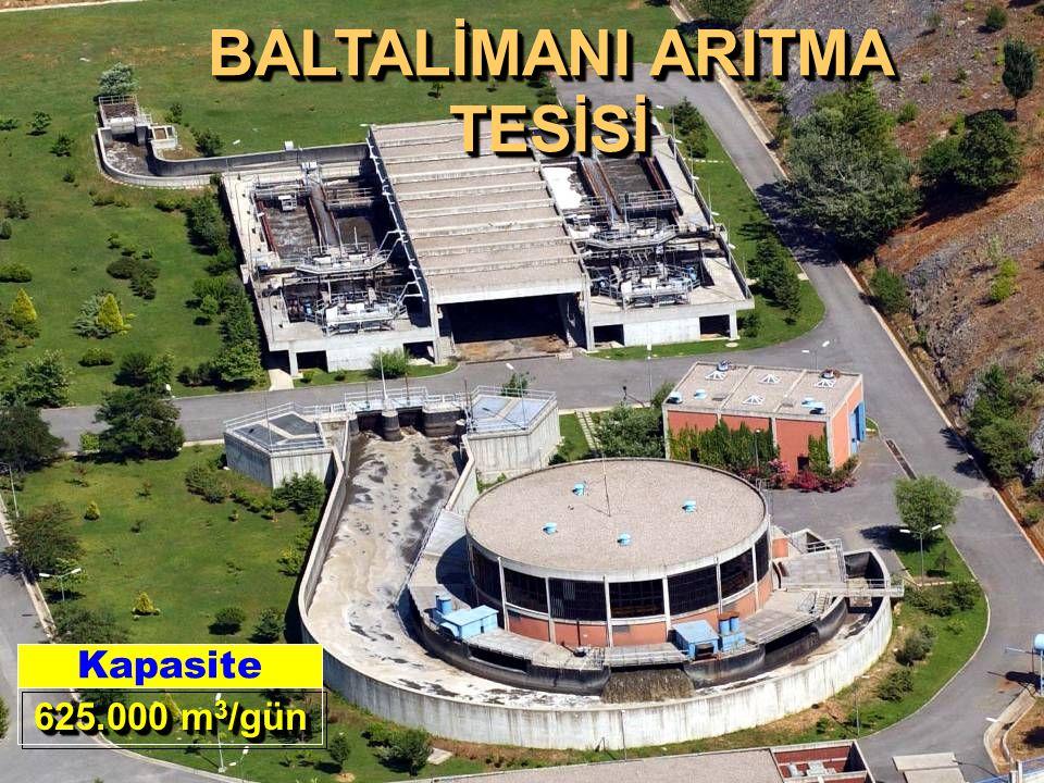 BALTALİMANI ARITMA TESİSİ