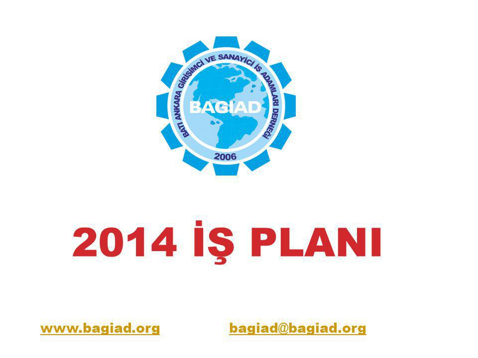 2014 İŞ PLANI www.bagiad.org bagiad@bagiad.org