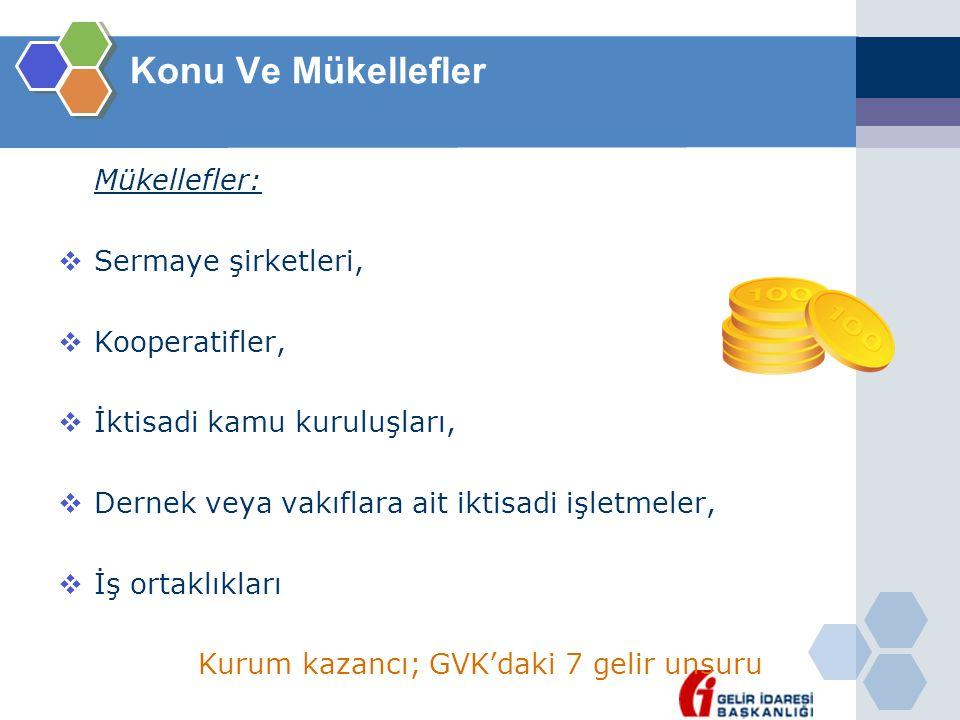 Kurum kazancı; GVK'daki 7 gelir unsuru