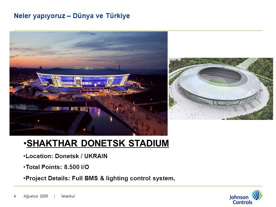 SHAKTHAR DONETSK STADIUM OTEL