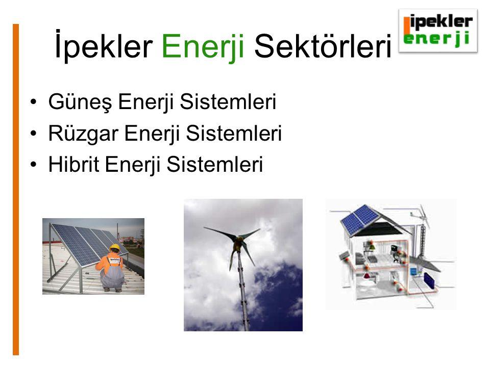 İpekler Enerji Sektörleri