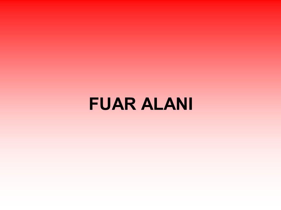 FUAR ALANI