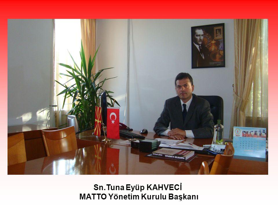 МАТТО Yönetim Kurulu Başkanı