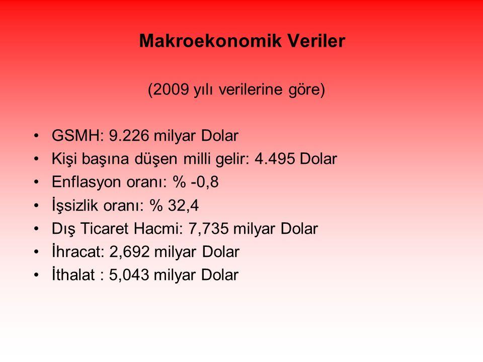 Makroekonomik Veriler