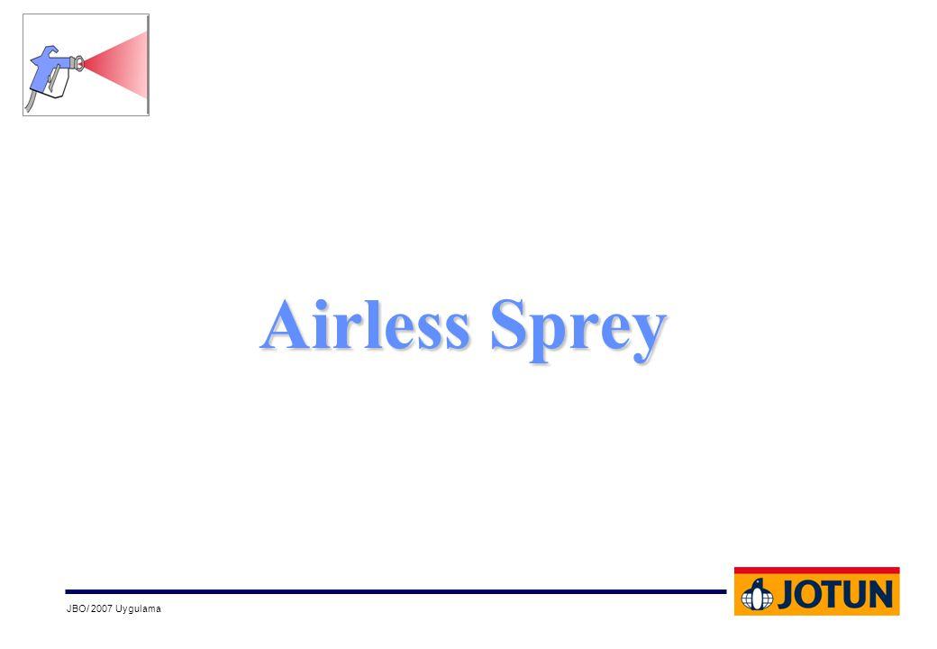 Airless Sprey