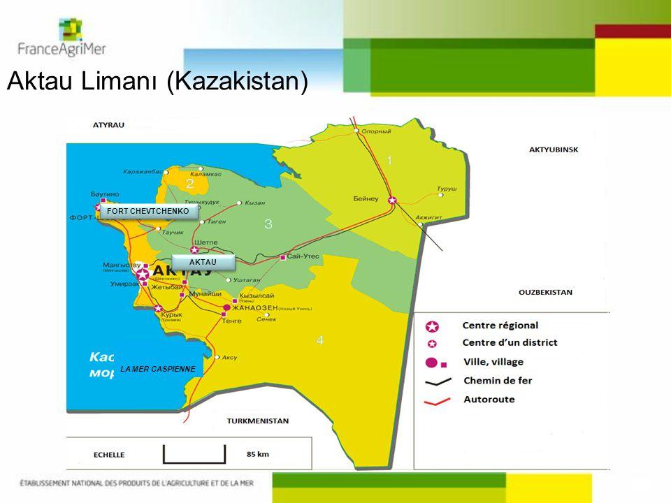 Aktau Limanı (Kazakistan)