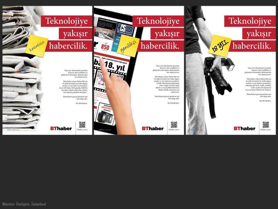 Mentor İletişim, İstanbul
