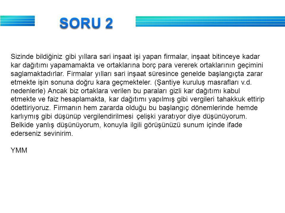 SORU 2