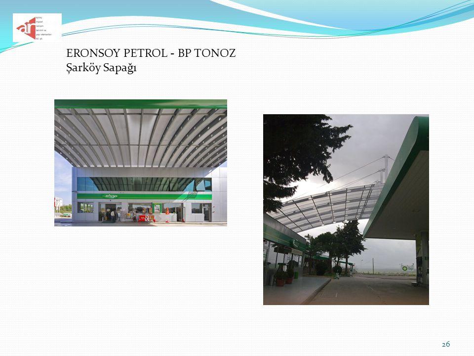 ERONSOY PETROL - BP TONOZ