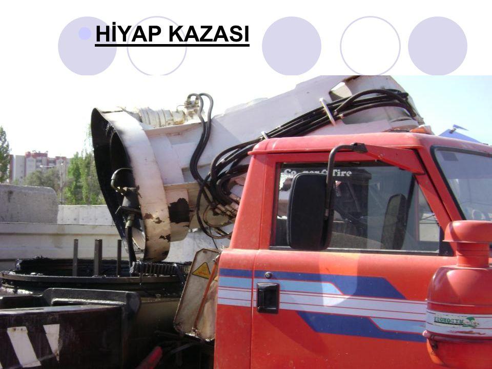 HİYAP KAZASI