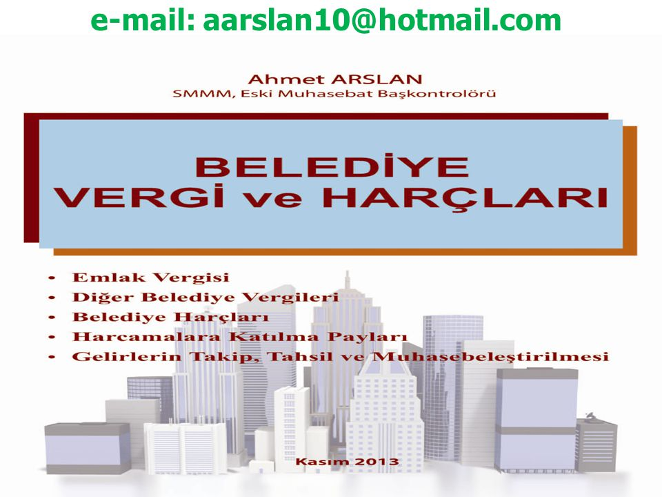 e-mail: aarslan10@hotmail.com