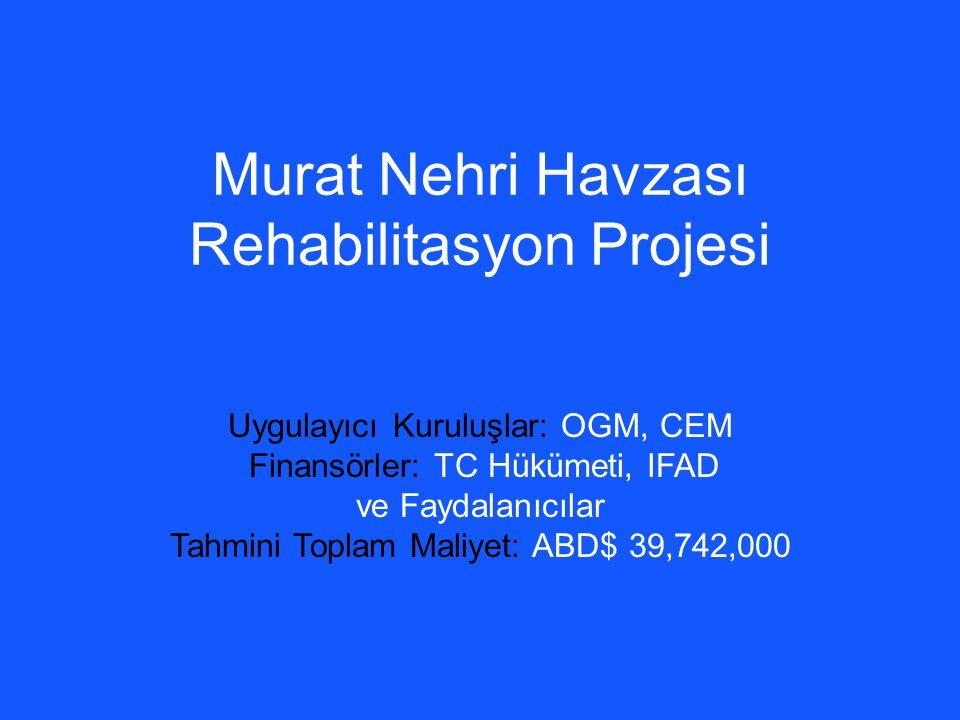 Murat Nehri Havzası Rehabilitasyon Projesi