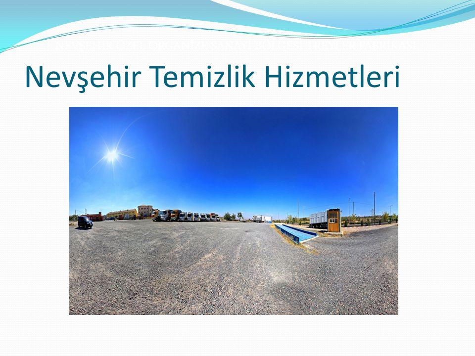 Nevşehir Temizlik Hizmetleri