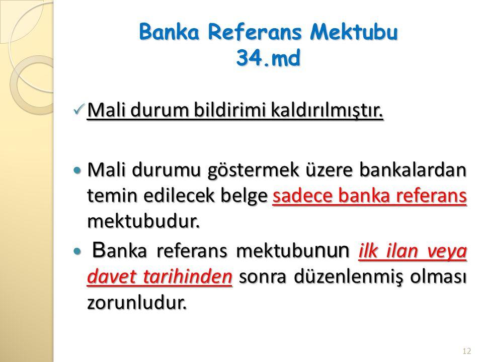 Banka Referans Mektubu 34.md