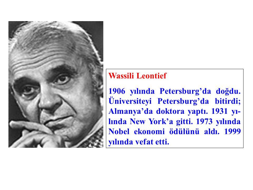 Wassili Leontief