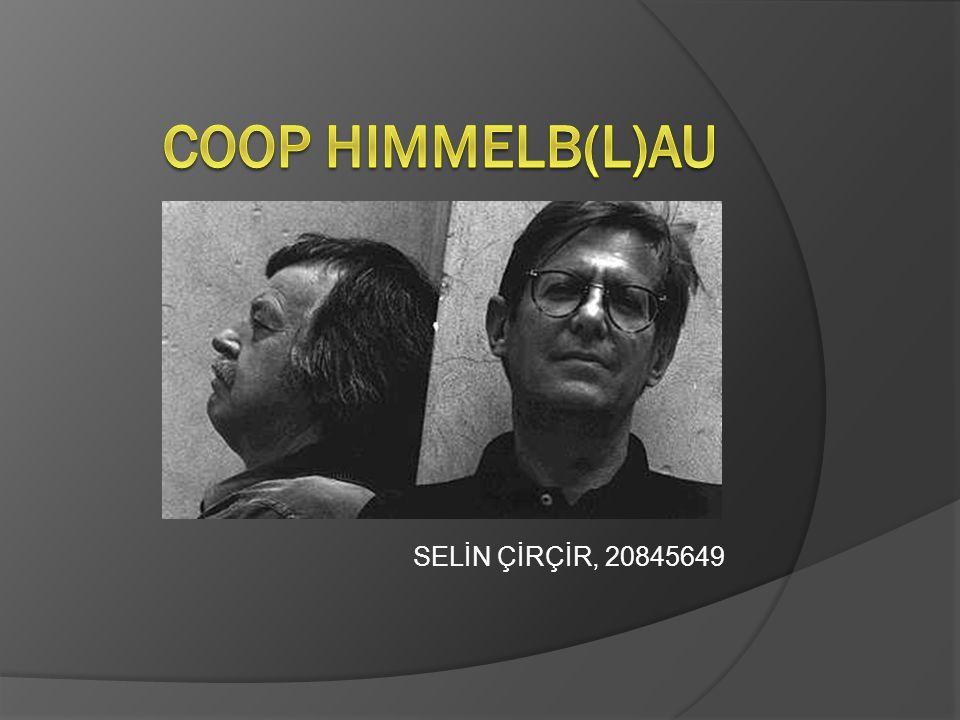 Coop HImmelb(l)au SELİN ÇİRÇİR, 20845649