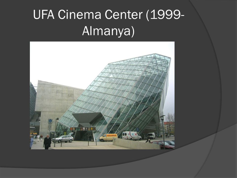 UFA Cinema Center (1999-Almanya)