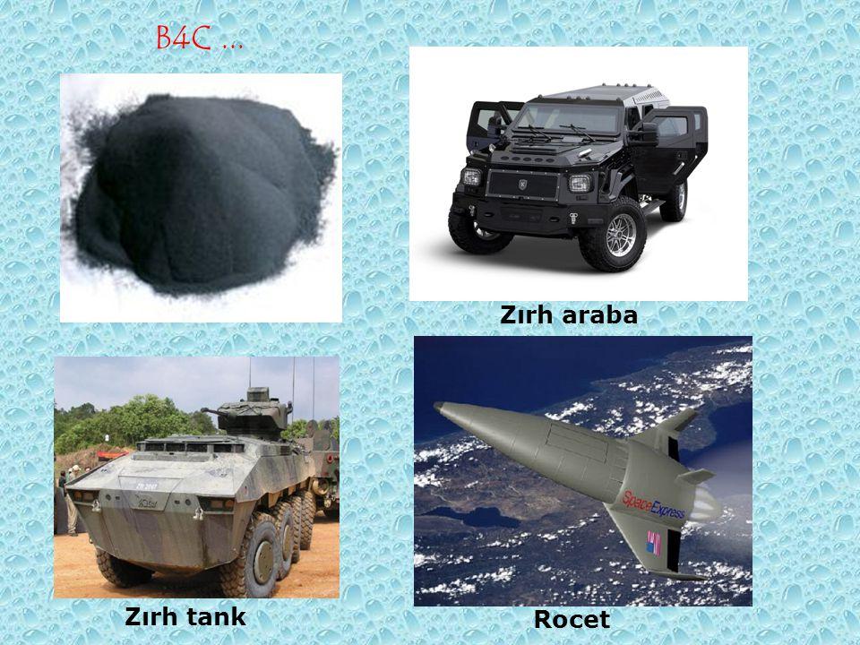 B4C ... Zırh araba Zırh tank Rocet