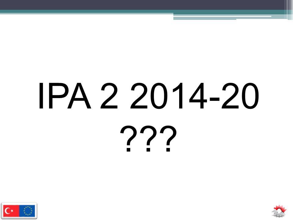 IPA 2 2014-20