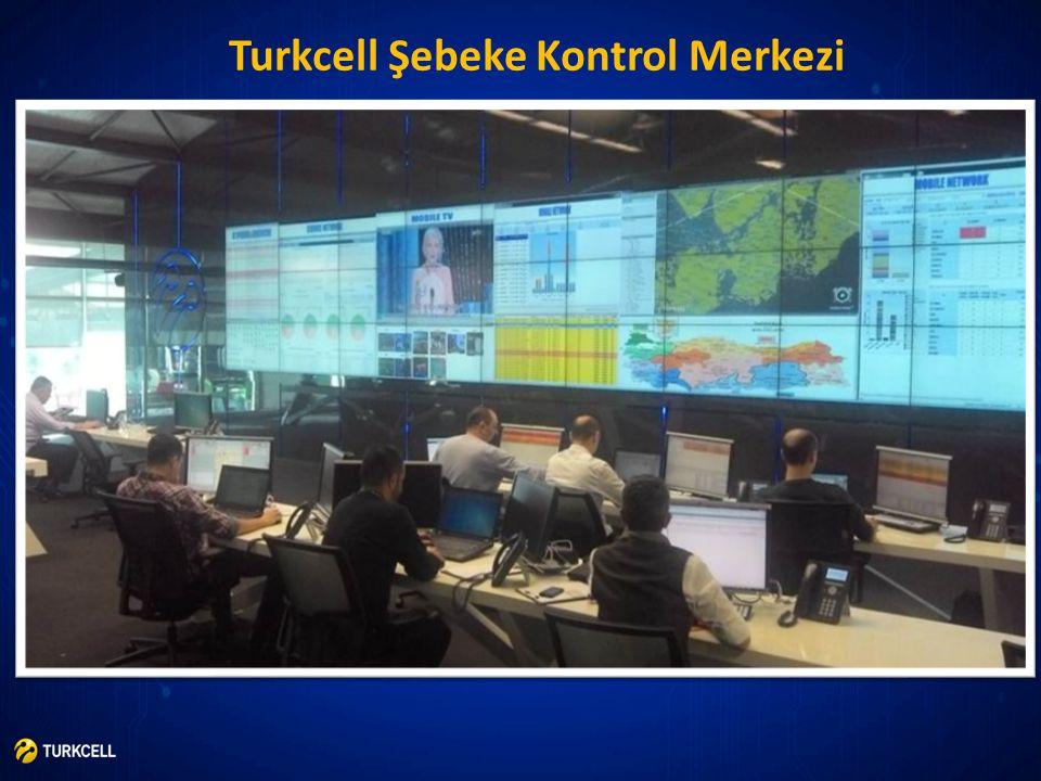 Turkcell Şebeke Kontrol Merkezi