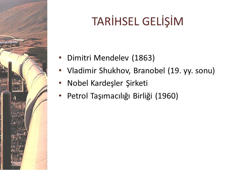 TARİHSEL GELİŞİM Dimitri Mendelev (1863)