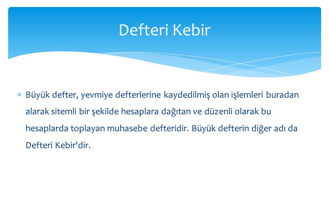 Defteri Kebir